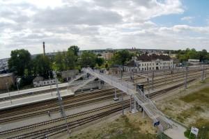 Dworzec PKP w Łukowie