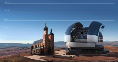 SENER-ESO-telescope
