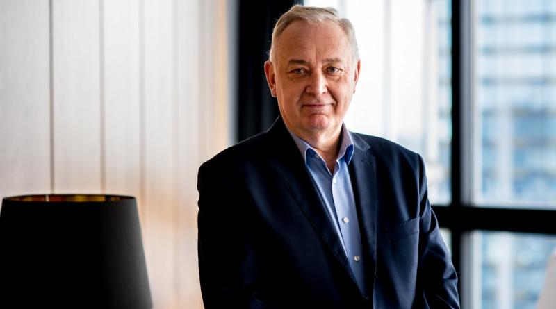 Krzysztof Surgowt, prezes Cryptomind SA