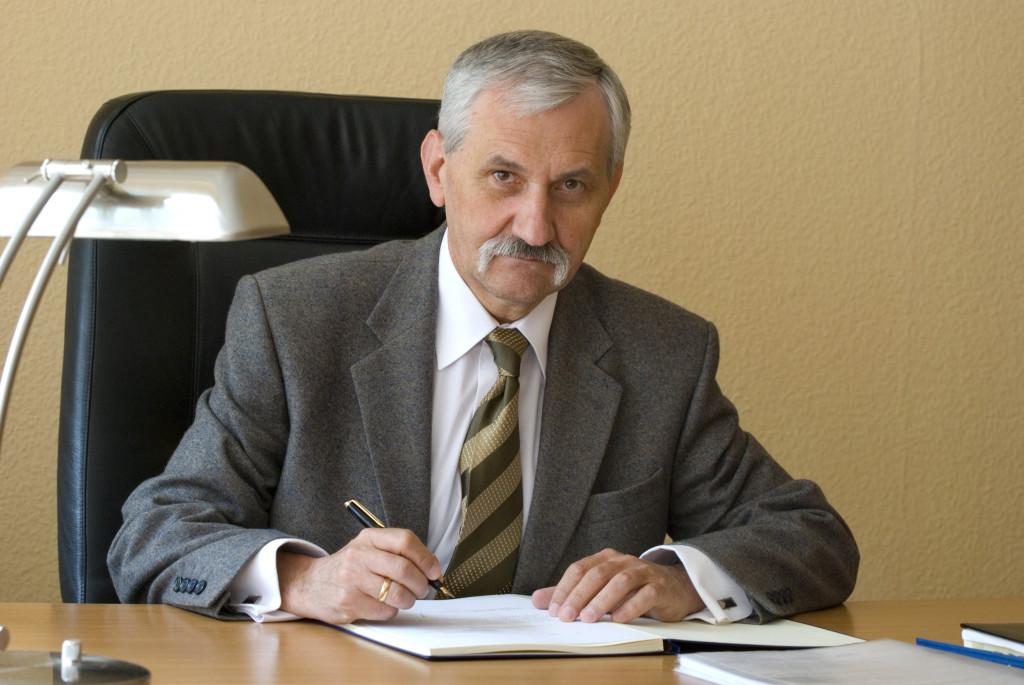 Dyrektor Instytutu Technik Innowacyjnych EMAG - dr hab. inż. Stanisław Trenczek, prof. nadzw. w ITI EMAG.
