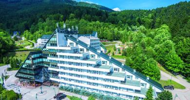 hotel klimczok  Szczyrk