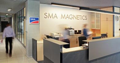 SMA Magnetics