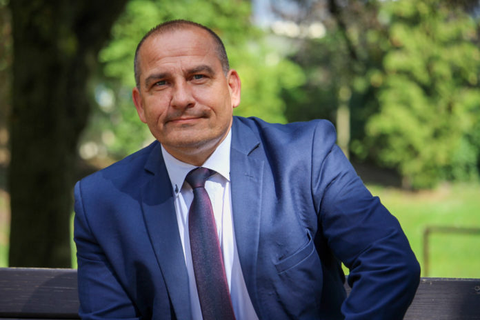 Burmistrz - Krzysztof Wolny