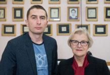prof. dr hab. n. med. Teresa Wierzba-Bobrowicz oraz dr n. med. Tomasz Stępień
